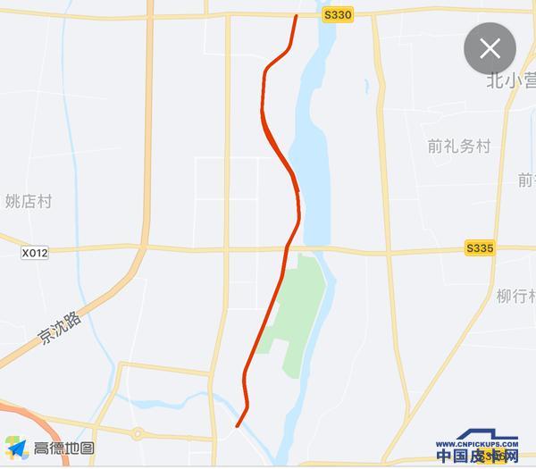 北京五环外皮卡限行政策汇总   这其实是一篇高德地图的软文