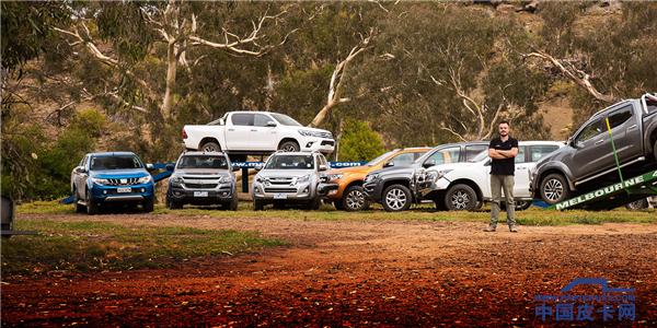 澳大利亚人2018最爱的车  不是福特Ranger是丰田这款皮卡