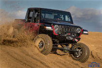 Jeep角斗士考較越野實力 雷神之錘順利完賽