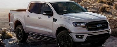 福特Ranger黑色套件曝光 價格約1.4萬元