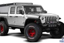 Jeep角斗士皮卡19种货箱盖 你更?#19981;?#21738;种?