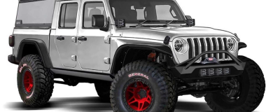 Jeep角斗士皮卡19种货箱盖 你更喜欢哪种?