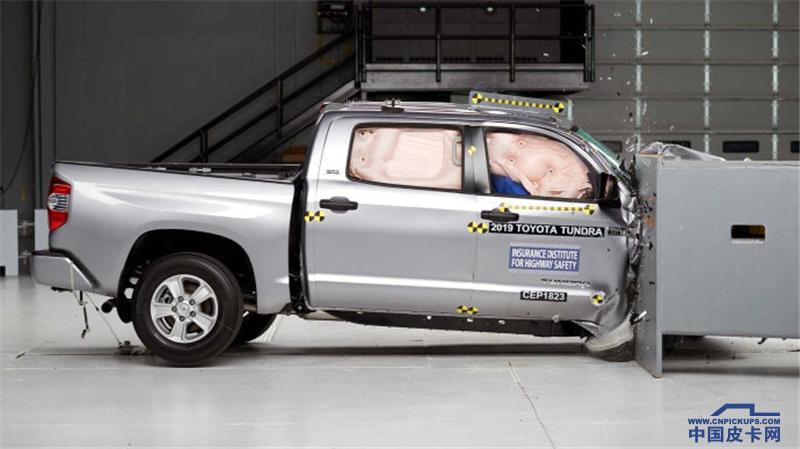 坦途美国碰撞测试表现最差?!  丰田将升级皮卡全新平台