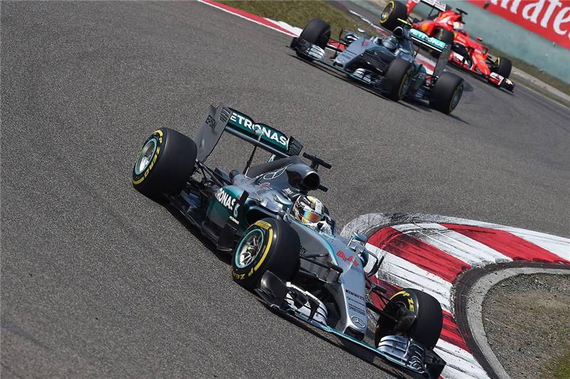 資深車迷請注意:這是國產皮卡第一次登陸F1賽場