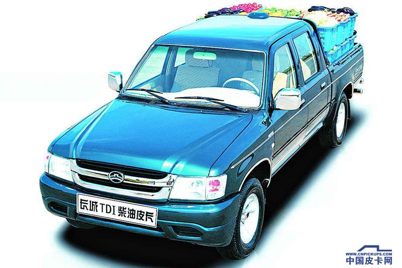 引領三個時代 長城全新皮卡即將亮相上海車展