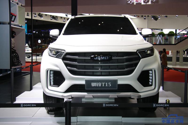 新作大作頻出 上海車展眾皮卡開啟3.0時代