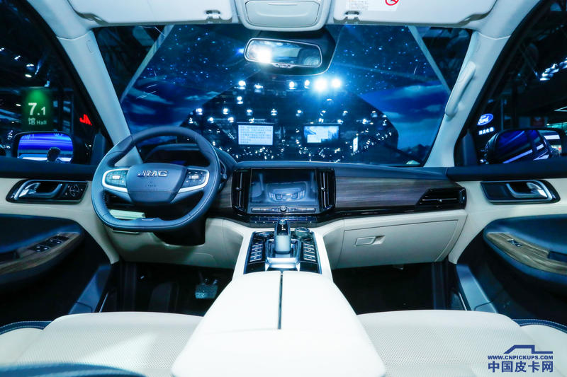JMC皮卡同比增長8.67% 江鈴汽車2019年4月產銷快訊