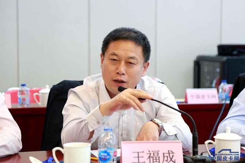 拓陆者营销公司商品规划副总经理王福成:解禁会推动皮卡市场良性发展
