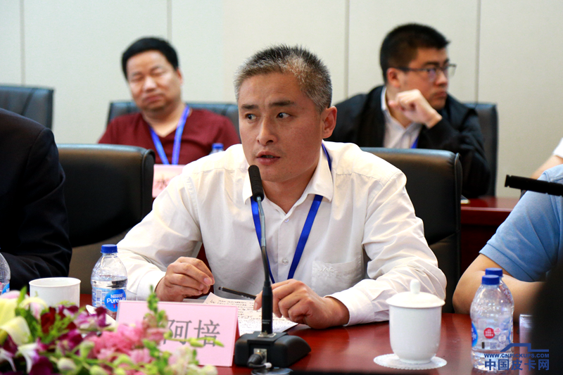 江淮皮卡營銷公司市場發展部部長趙阿培:建立皮卡新標準是更多利好政策的基礎