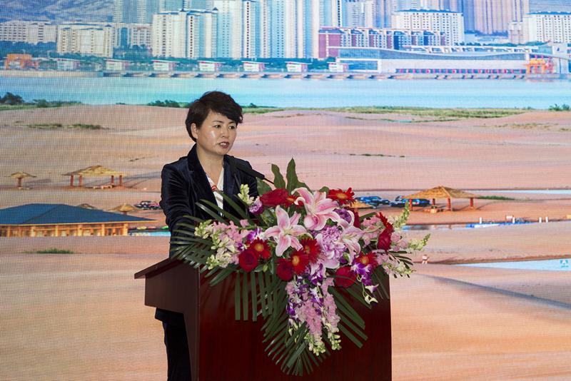 2019首届中国·乌海湖(国际)汽车文旅大会新闻发布会在京召开