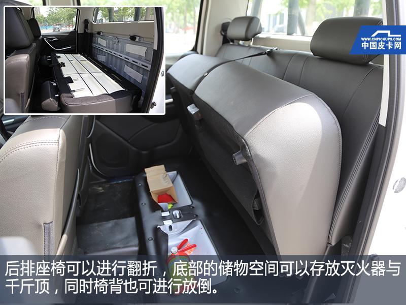 北京皮卡最优解 试驾江铃域虎3汽油四驱进取版