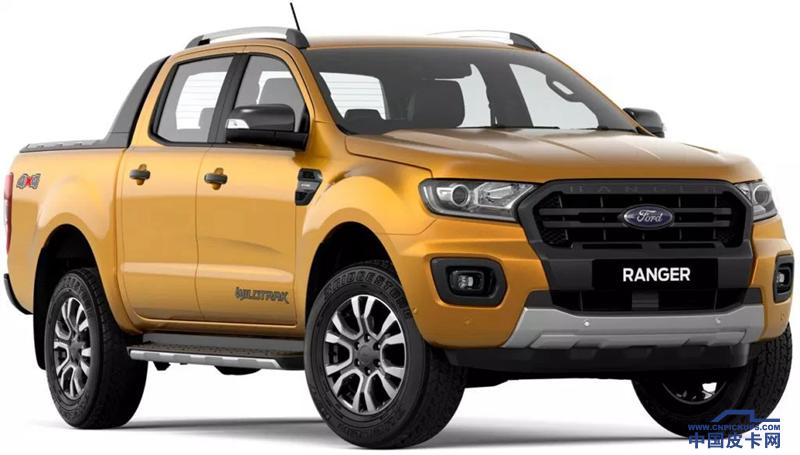 新增6款車型 泰國推2019款福特Ranger