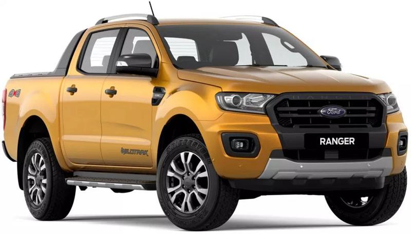 新增6款车型 泰国推2019款福特Ranger