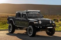 1000馬力的黑武士 Hennessey改裝Jeep角斗士
