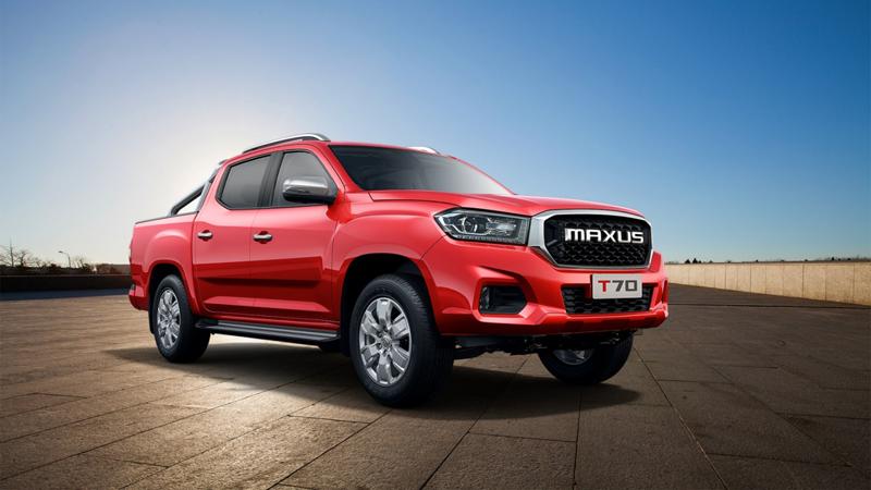 国内首款正式上市的柴油国6皮卡 上汽大通MAXUS T70 将于6月6日发布