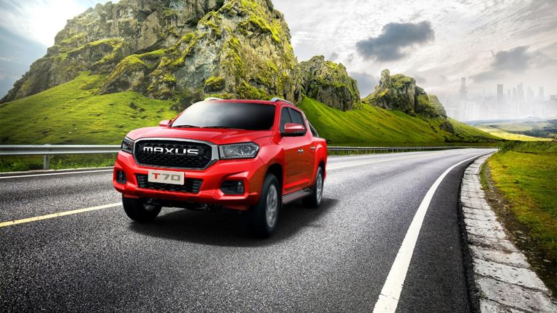 國內首款正式上市的柴油國6皮卡 上汽大通MAXUS T70 將于6月6日發布