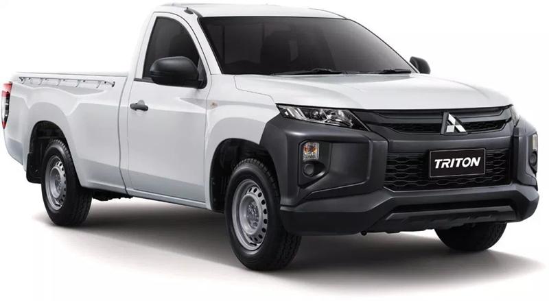 或有望引入国内 三菱L200新增三款车型泰国上市