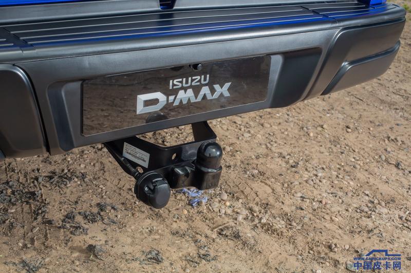 限量125臺 五十鈴在英國推出D-Max Workman+大皮卡