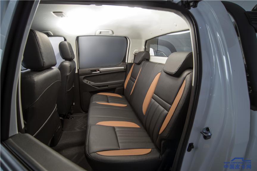 柴油动力 汽油感受  —拓陆者全新E5静享版欧康2.0T动力大皮卡上市