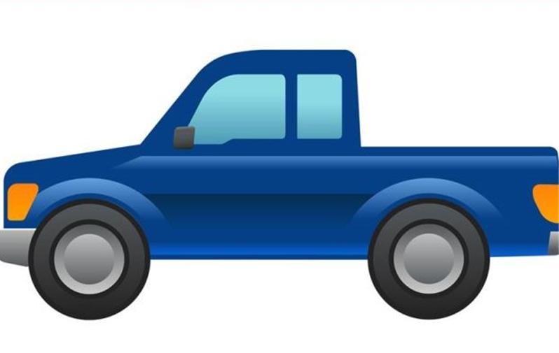 別出心裁 福特推出全球首款Emoji皮卡