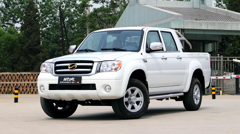 售6.98萬起 中興威虎越野版上市 換裝1.5T國六b汽油機