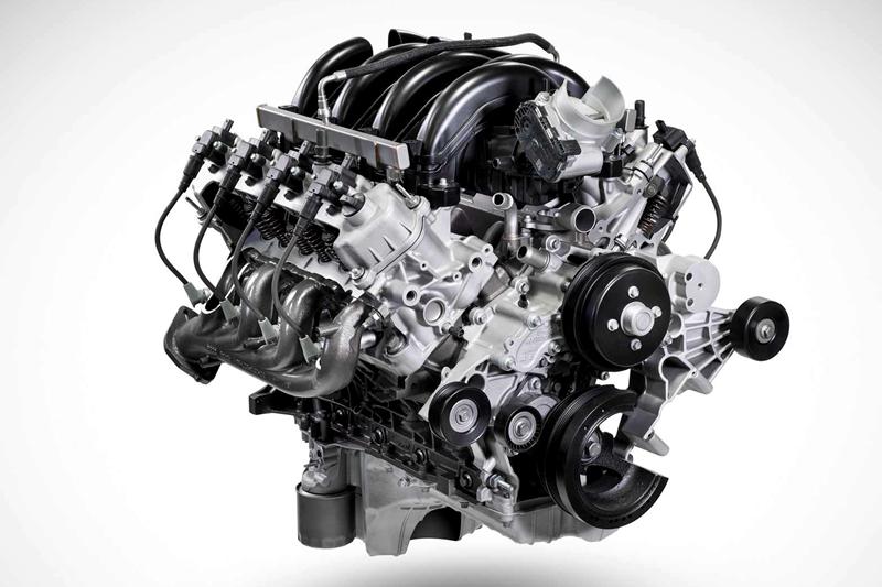 430匹马力 福特Super Duty重卡搭全新7.3升V8动力