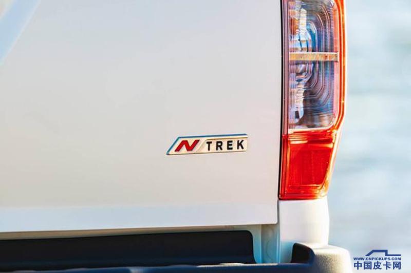 自带越野套件加持 日产纳瓦拉N-TREK特别版车型曝光