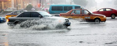 台风利奇马肆虐 雨季用车安全不容忽视
