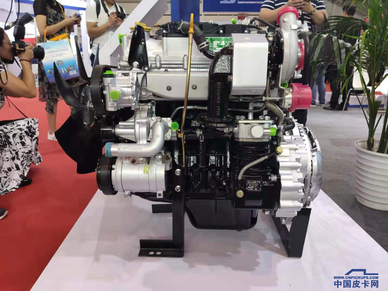 第18屆內燃機展:最大420N·m 這7款國六b柴油機你最看好誰?