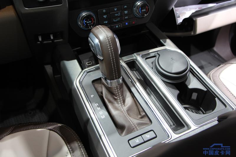 福特F-150 LTD已到港 将于9月成都车展公布售价