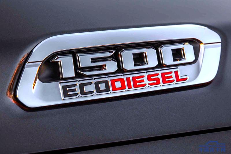 自带光芒 外媒试2020款Ram 1500 EcoDiesel皮卡