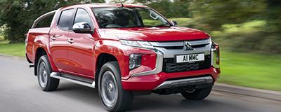 18万起 第六代中期改款三菱L200英国上市