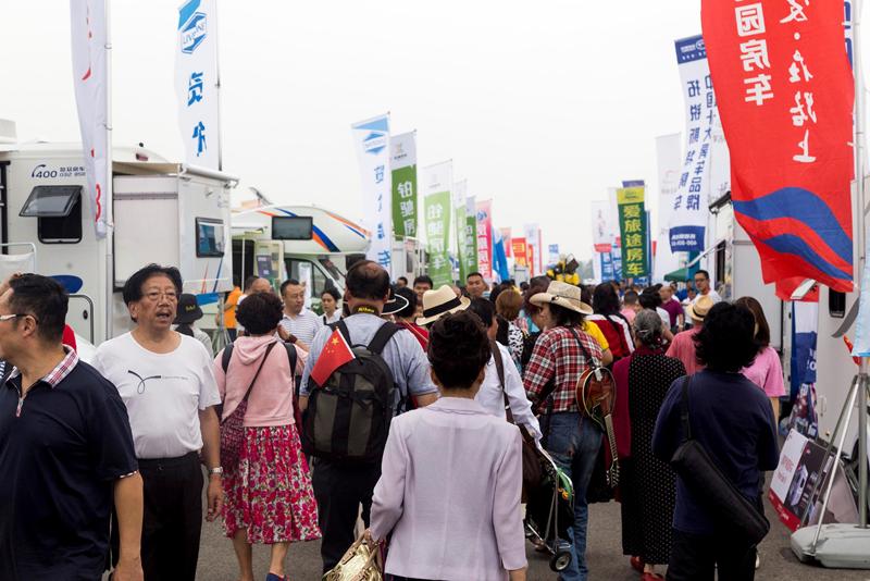 销售613辆!2019成都·洛带(国际)房车旅游文化博览会完美收官