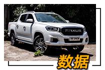 上汽MAXUS 8月产销快报 皮卡同比增长15.91%