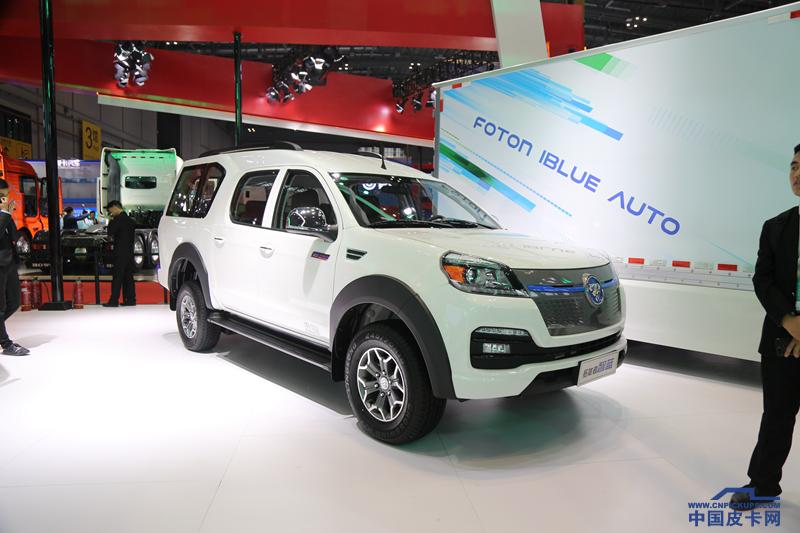 一年十余款新车 为什么皮卡车企扎堆电动市场
