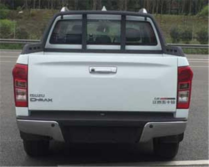 搭载1.9T柴油发动机 江西五十铃D-MAX六款车型工信部过审