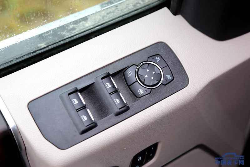 福特F-150门窗控制