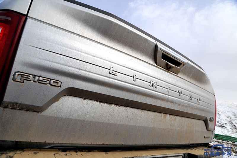 福特F-150車尾特寫