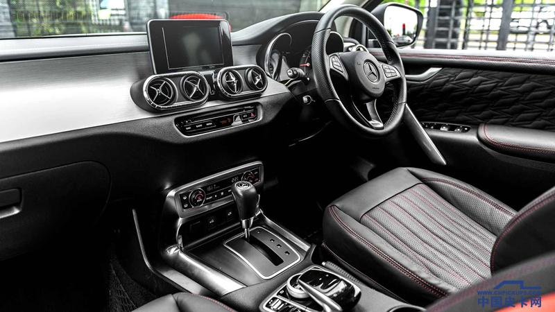 僅售5.5萬英鎊 Kahn改裝豪華版奔馳X-Class皮卡