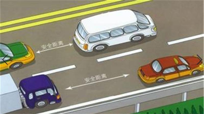 十月一长假即将来临 高速行驶须谨慎
