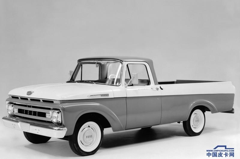 仰望长河 纵横七十载 福特F系车型历史回顾