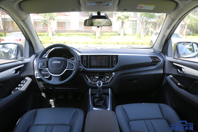 瑞迈S汽/柴油国六车型上市 柴油版售价低至9.98万