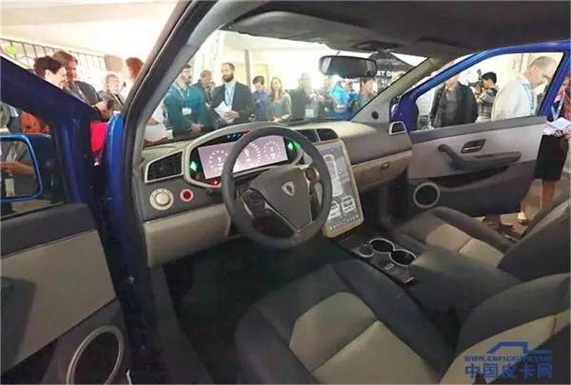 加速超保时捷、1.4万扭矩、全轮驱动、6座布局…这些国外电动皮卡逆天了