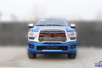 中兴大领主改款车型外观曝光 或售10-15万元