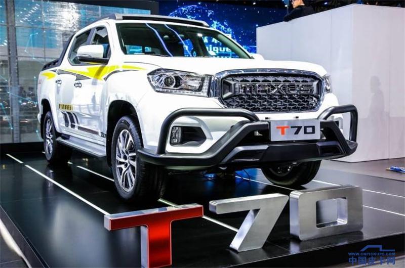 2019年上汽MAXUS皮卡陣營逐漸擴充 產品年輕化已成主流