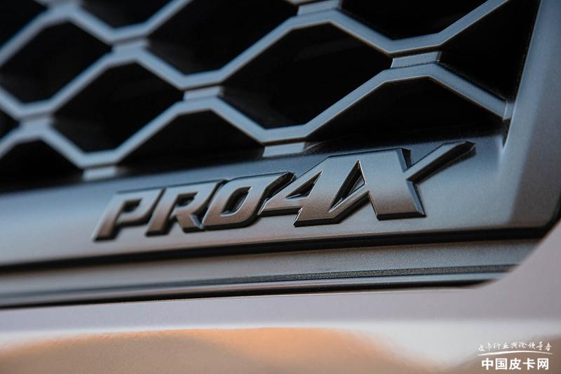 全球首试 2020款日产泰坦PRO-4X皮卡