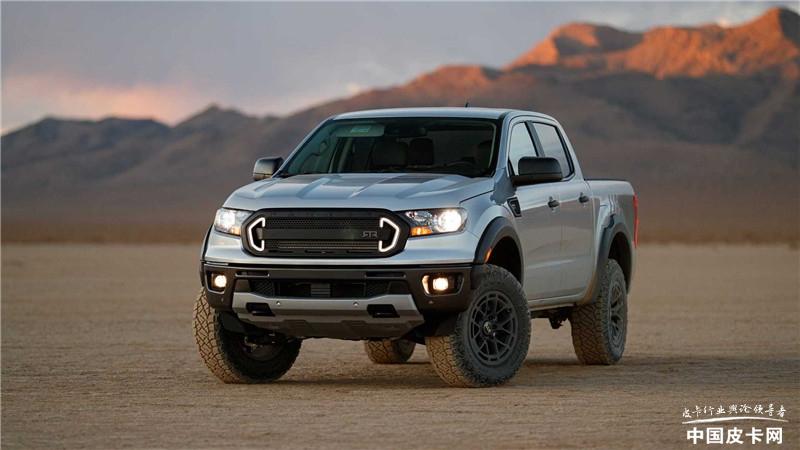 赛车版Ranger搭3.5升V6发动机 底盘采用完全独立悬架