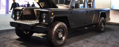 Bollinger申请首个电动3级商用卡车平台