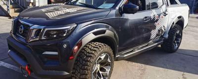 雷諾柴油2.3T納瓦拉國內現身 或將參加國內車展