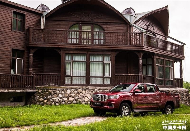 批售增幅48% 上汽MAXUS皮卡4月销量曝光